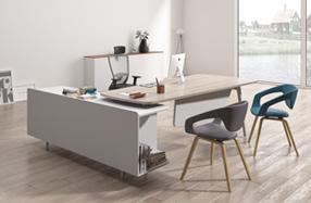 板式经理办公桌Y系列