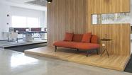 [雅风办公家具展厅]休闲沙发