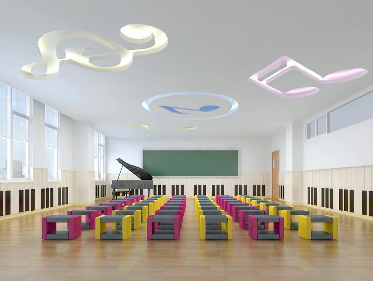 学校特色教室案例