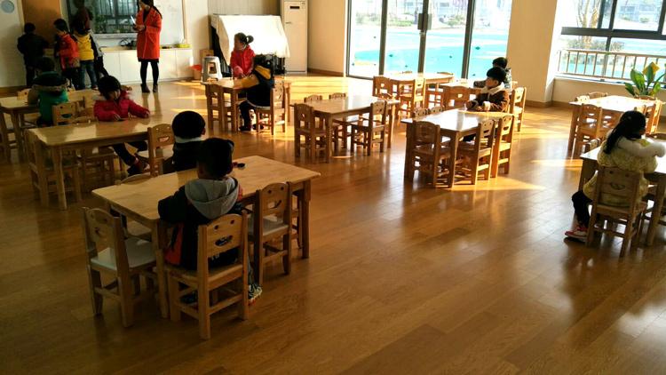 滨海幼儿园案例