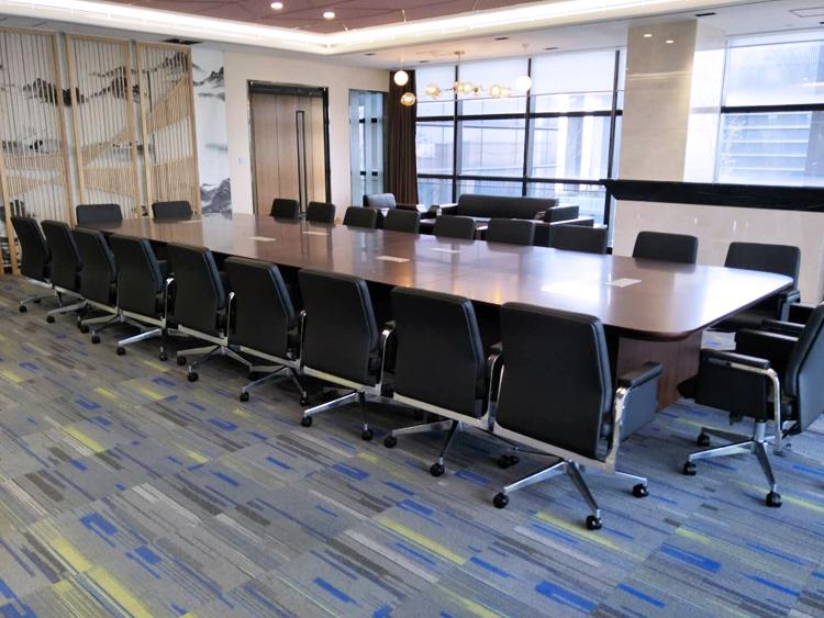 瑞鑫建筑装饰设计工程办公家具案例