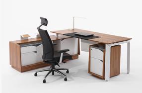 板式办公桌锐
