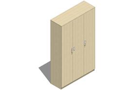 板式档案文件柜