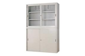 钢制书柜FG-118+FS-118