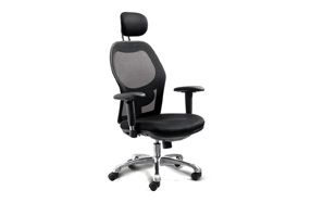 雅风网布大班椅 电脑椅 主管椅 会议椅 ch096