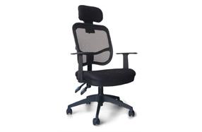雅风职员椅 电脑椅 网布转椅 升降椅026