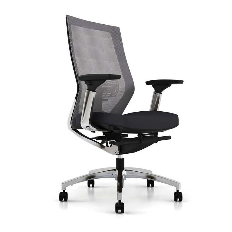 网布大班椅150