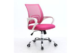 雅风职员椅 电脑椅 网布培训椅 升弯管椅9001