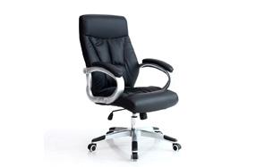 雅风大班椅 电脑椅 网布培训椅 升弯管椅9501
