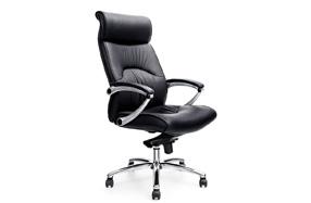 雅风大班椅 电脑椅 网布培训椅 升弯管椅CH011