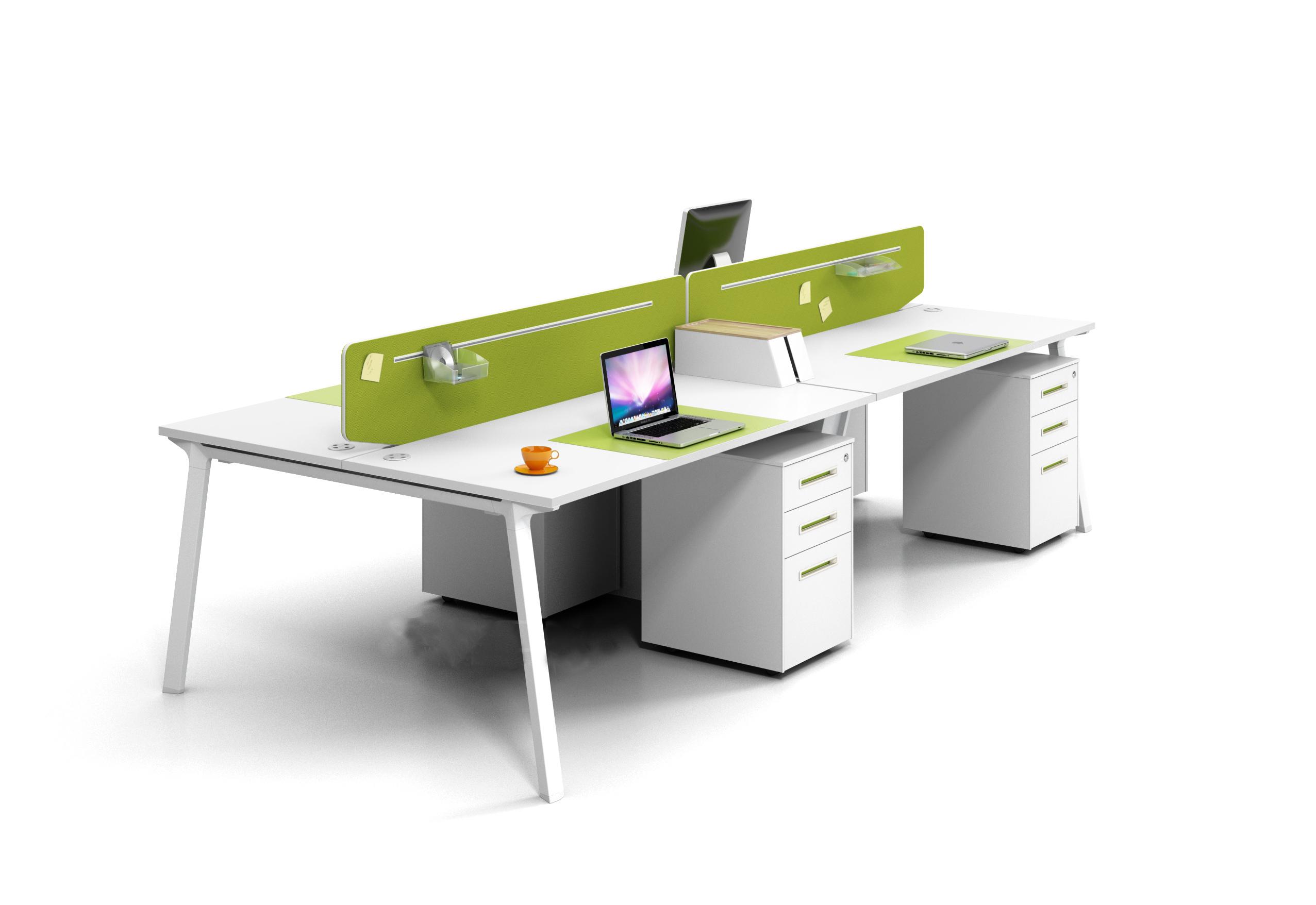 E系列办公桌组 大班台 会议桌