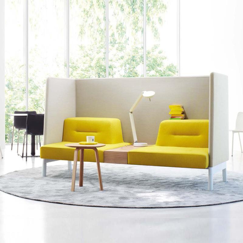 办公沙发H2008