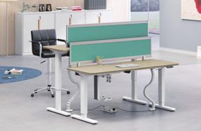 现代升降办公桌