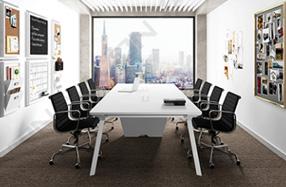 现代会议桌 E系列