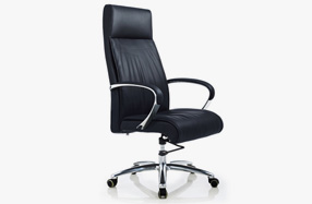 黑色大班椅