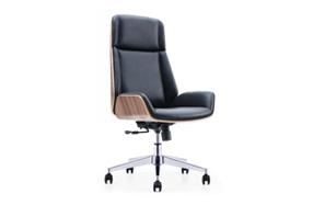 办公室皮质电脑椅J269