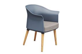 休闲塑料椅RD159